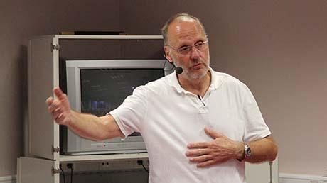 BSG - Cafe der Kulturen - Die Angst vor den Fremden - Prof. Dr. Ulrich Wagner - Vortrag und Diskussion